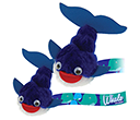 Large Whale Logobugs  by Gopromotional - we get your brand noticed!