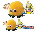 Oil Bottle Handholder Logobugs  by Gopromotional - we get your brand noticed!