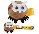 Owl Logobugs  by Gopromotional - we get your brand noticed!
