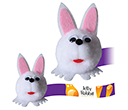 Rabbit Logobugs  by Gopromotional - we get your brand noticed!