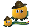 Ranger Hatted Logobugs  by Gopromotional - we get your brand noticed!