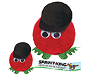 Riding Hat Hatted Logobugs  by Gopromotional - we get your brand noticed!