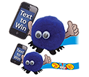 Smart Phone Handholder Logobugs  by Gopromotional - we get your brand noticed!