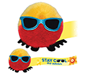 Sunglasses Logobugs  by Gopromotional - we get your brand noticed!