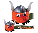 Viking Hatted Logobugs  by Gopromotional - we get your brand noticed!