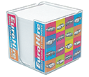 Maxi Smart Insert Note Block Holders  by Gopromotional - we get your brand noticed!