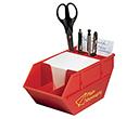 Skip Desk Tidy Pen Pots  by Gopromotional - we get your brand noticed!
