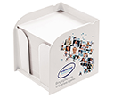 Arc Maxi Note Block Holders  by Gopromotional - we get your brand noticed!
