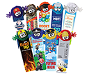 Mophead Bookmark Logo Bugs  by Gopromotional - we get your brand noticed!