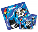 Square Hard Top Mouse Mat Coaster Sets  by Gopromotional - we get your brand noticed!