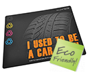 Recycled Tyre Brite Mats  by Gopromotional - we get your brand noticed!