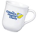Bell Mugs - White  by Gopromotional - we get your brand noticed!