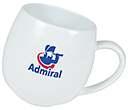 Hug China Mugs  by Gopromotional - we get your brand noticed!