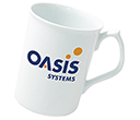 Topaz China Mugs  by Gopromotional - we get your brand noticed!