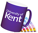 Dinky Durham Pantone Matched Mugs  by Gopromotional - we get your brand noticed!