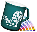 Sparta Pantone Matched ColourCoat Mugs by Gopromotional - we get your brand noticed!