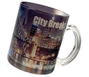 Durham Glass Photo Mugs  by Gopromotional - we get your brand noticed!