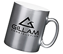 Durham Metallic ColourCoat Mugs by Gopromotional - we get your brand noticed!