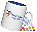 Durham Inner Pantone Matched Mugs  by Gopromotional - we get your brand noticed!