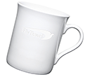 Newbury Etched Mugs - White  by Gopromotional - we get your brand noticed!