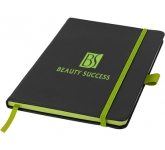 A5 Colour Sharp Branded Notebook