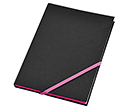 A5 Neon Edge Notebooks  by Gopromotional - we get your brand noticed!
