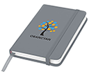 A6 Spectrum Soft Feel Notebooks  by Gopromotional - we get your brand noticed!