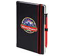 Edgy Colour A5 Notebooks & Absolute Pens  by Gopromotional - we get your brand noticed!