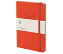 Moleskine Classic A5 Hardback Notebooks - Squared Pages  by Gopromotional - we get your brand noticed!
