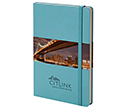 Moleskine Classic A5 Hardback Notebooks - Plain Pages  by Gopromotional - we get your brand noticed!
