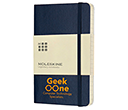 Moleskine Classic A5 Soft Feel Notebooks - Dotted Pages  by Gopromotional - we get your brand noticed!
