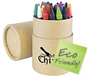 Scribble Wax Crayons  by Gopromotional - we get your brand noticed!