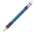 Mini Pencils With Eraser by Gopromotional - we get your brand noticed!