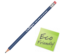 Recycled Plastic Pencils  by Gopromotional - we get your brand noticed!