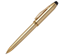 Cross Townsend 10ct Rolled Gold Pens  by Gopromotional - we get your brand noticed!