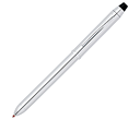Cross TECH3+ Lustrous Chrome Multi-Function Pens  by Gopromotional - we get your brand noticed!
