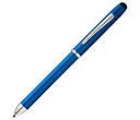 Cross TECH3+ Metallic Blue Multi-Function Pens  by Gopromotional - we get your brand noticed!