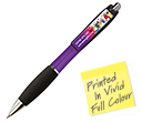 Contour Xtreme Domed Pens  by Gopromotional - we get your brand noticed!