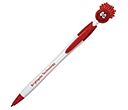 Happy Smiley Pens  by Gopromotional - we get your brand noticed!