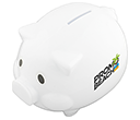 Oink Piggy Banks  by Gopromotional - we get your brand noticed!