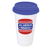 Coffee Shop Take Away Mug