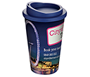 ColourBrite Americano Take Away Mugs  by Gopromotional - we get your brand noticed!