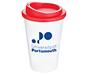 Classic Americano Take Away Mugs - White  by Gopromotional - we get your brand noticed!