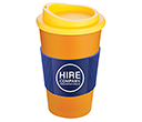 Classic Americano Grip Mix & Match Take Away Mugs  by Gopromotional - we get your brand noticed!