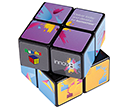 Rubik's Cube 2 x 2 Large  by Gopromotional - we get your brand noticed!