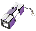 Rubik's Mini LED Flashlights  by Gopromotional - we get your brand noticed!