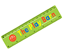 15cm Plastic Rulers  by Gopromotional - we get your brand noticed!
