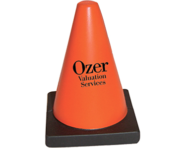 Traffic Cone Stress Toys