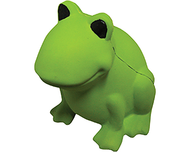 Promotional Kermit The Frog Stress Toys Printed With Your