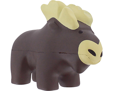 Elmer The Moose Stress Toys